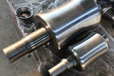 straightening-roller