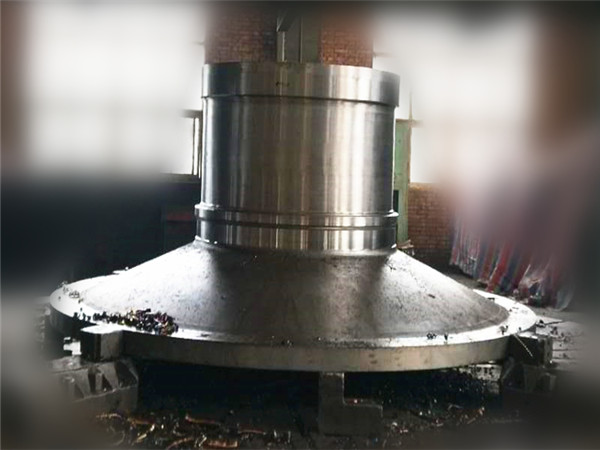 ball mill end cover
