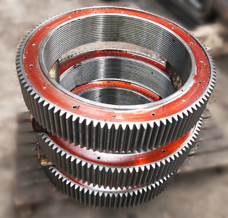 cast and forging spur gear