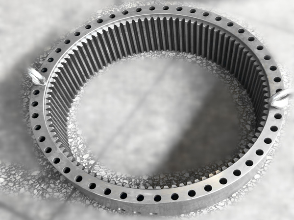 forging carbon steel crown wheel