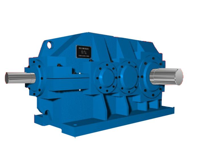 QJ series crane gear reducer