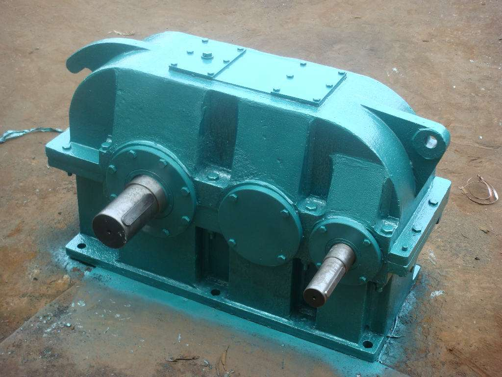 QJ series crane gear reducer1
