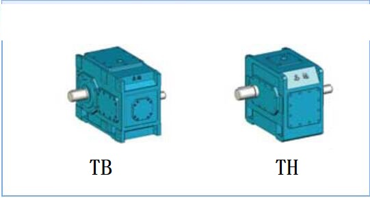 TB TH high power speed reducer