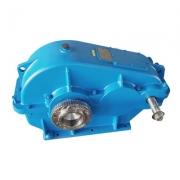 Reductor de engranaje cilíndrico ZQ (H)