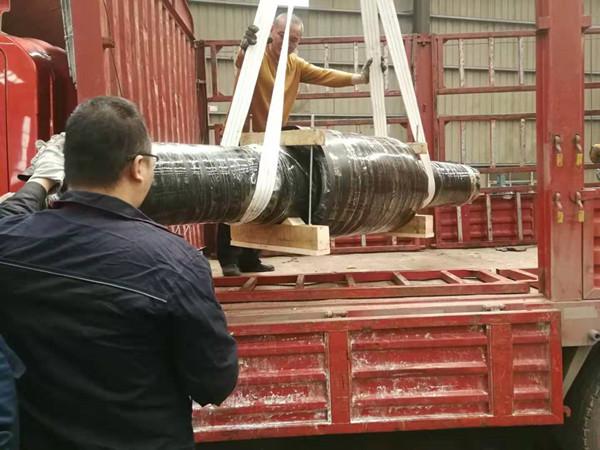 load in truck
