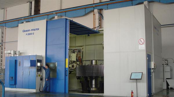 Gleason2800 gear grinding machine