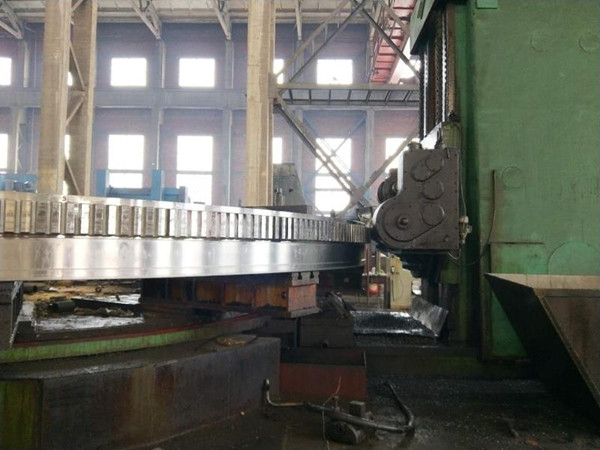 4000mm gear hobbing machine