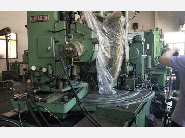Gleason bevel gear grinding machine