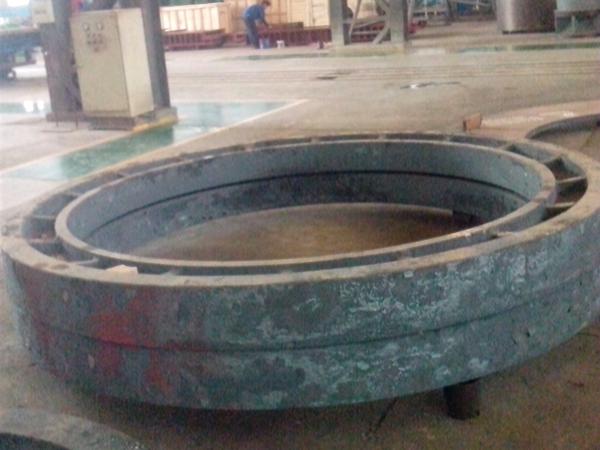 casting rotary kiln tyre